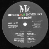 Luciano - King Tafari Children / Mikey General - Strictly Jah Works (Messenger Movement) 12""